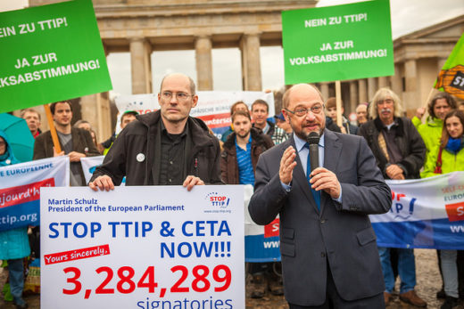 Foto: Jakob Huber/STOP TTIP/Flickr/Creative Commons