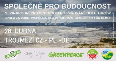 """""""Wspólnie dla powietrza, wody i klimatu!""""  – Łańcuch ludzi na Dolnym Śląsku"""