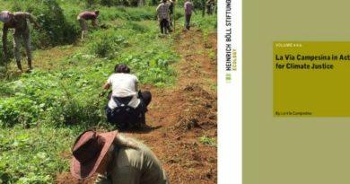 Publikacja: La Via Campesina w działaniu na rzecz sprawiedliwości klimatycznej