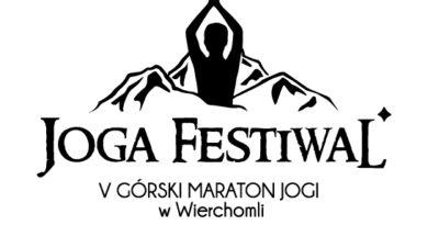 Nasz patronat: Joga Festiwal. V Górski Maraton Jogi