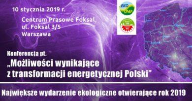 Możliwości wynikające z zielonej transformacji energetycznej Polski