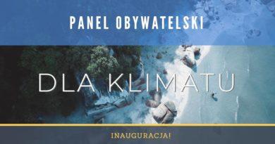 Panel obywatelski dla klimatu: inauguracja