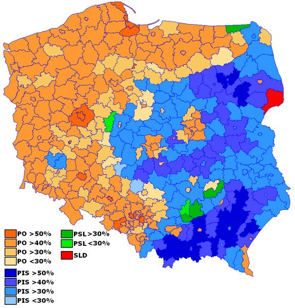 Wybory 2011 - fot. Wikipedia