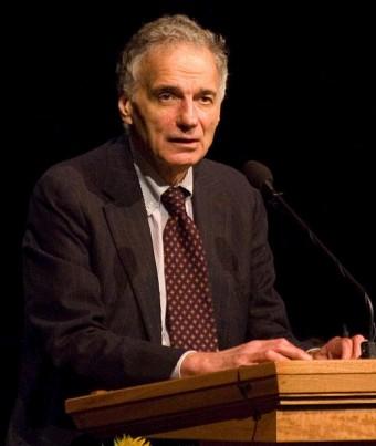 Ralph Nader, fot. Don LaVange