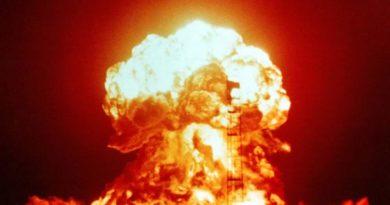 Zlikwidujmy broń jądrową! Zieloni chcą świata bez broni atomowej