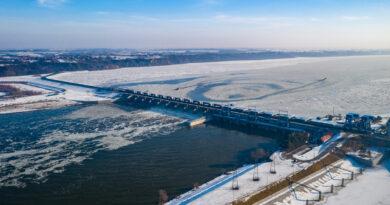Stopień Włocławek źródłem zimowych powodzi w rejonie Płocka