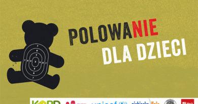 Zamiast walką z koronawirusem Sejm zajmie się umożliwieniem udziału dzieci  w zabijaniu zwierząt