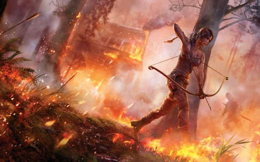 Tomb Raider screen