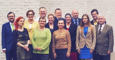 Zielona drużyna do PE. Partia Zieloni zaprezentowała kandydatów i kandydatki w eurowyborach